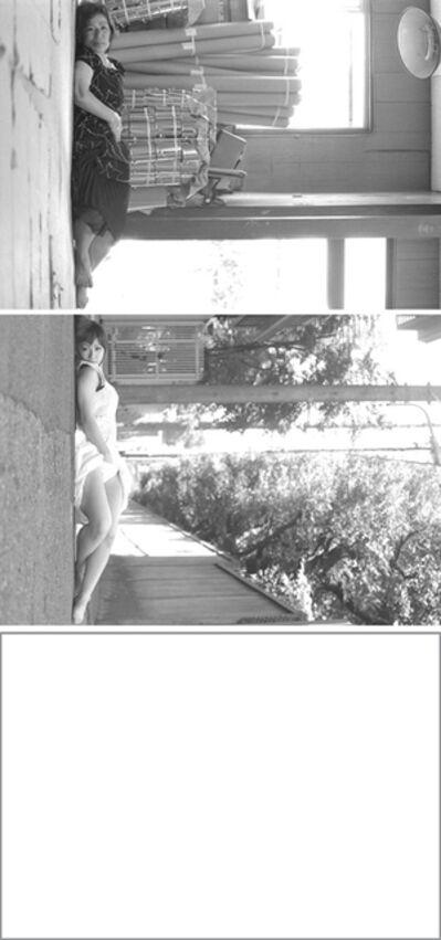 Noritoshi Hirakawa, 'Masa Yoshimoto, 4:35 P.M., Aug 10, 2008, Osaka, Osaka / Ayako Yoshimoto, 1:00 P.M., Aug 6, 2008, Higashi, Shibuya', 2008