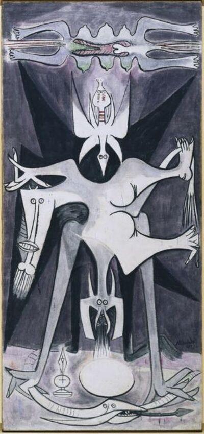 Wifredo Lam, 'Nativité', 1947