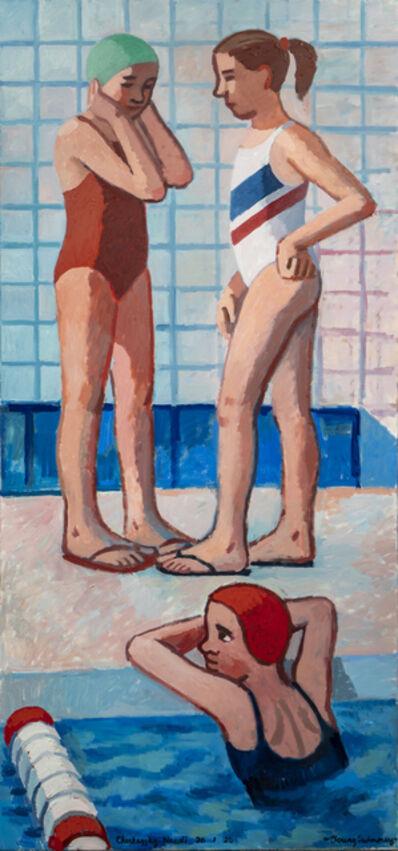 Zoya Cherkassky-Nnadi, 'Young Swimmers', 2020