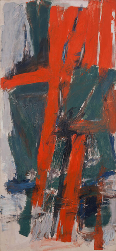Jack Tworkov, 'Wednesday', 1959