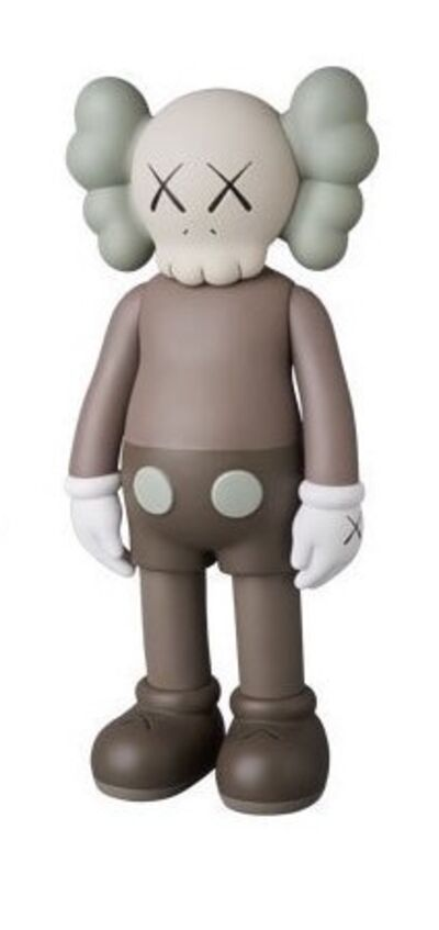 KAWS, 'Companion Brown'