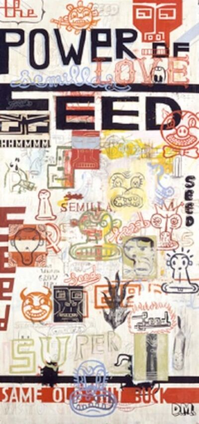 Spider (Daniele Melani), 'Power of Seed', 2003