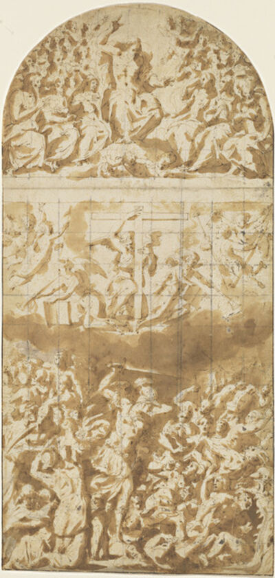 Giorgio Vasari, 'The Last Judgment', 1566/1569