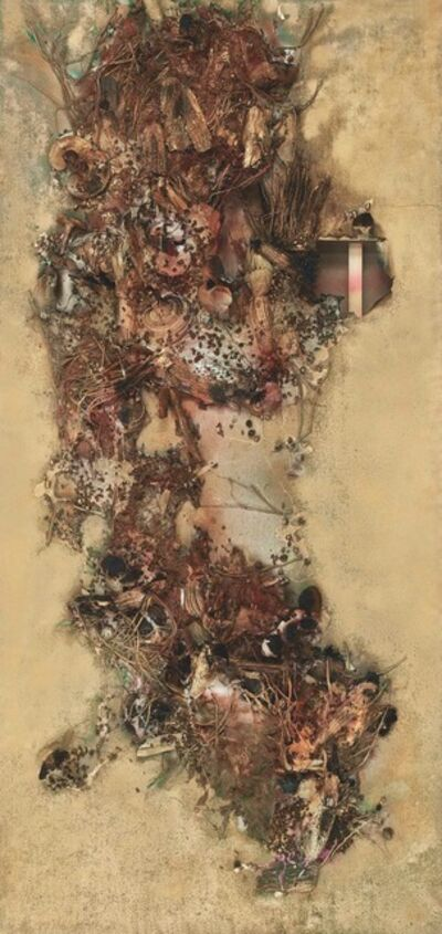 Master Dahan, 'Fortune, Emolument, Longevity, Happiness and Wealth - Wealth 福禄寿喜财-财 ', 2018