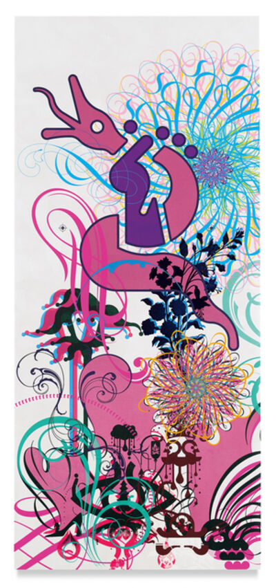 Ryan McGinness, 'Mindscape 64', 2019