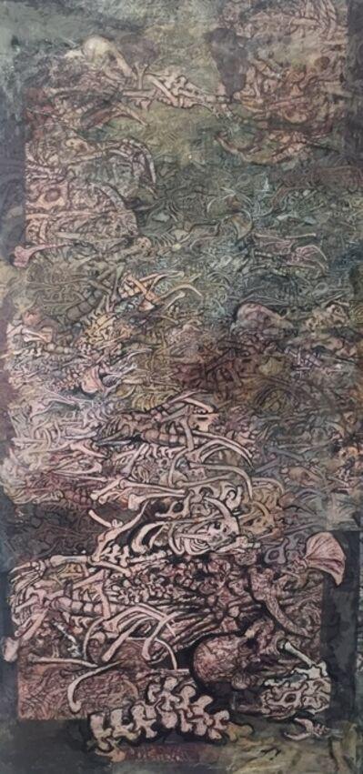 Rosemary Feit Covey, 'Bones', 2015