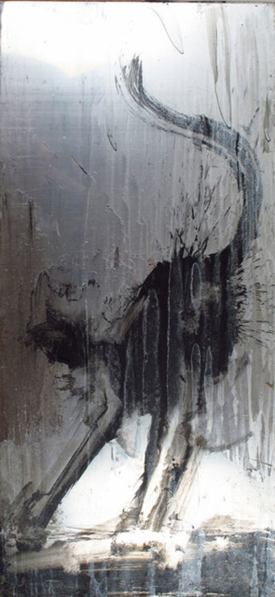 Richard Hambleton, 'Shadow Cat', 2010
