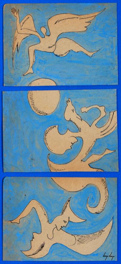 Cruzeiro Seixas, 'Untitled (Triptico)', N/A