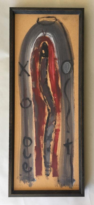 Jay Steensma, 'Eco (Snake with Halo)', 1993