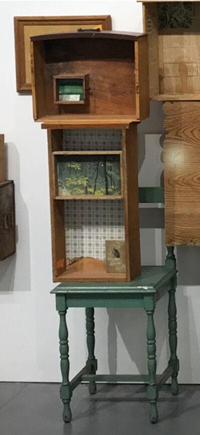 Alison Pebworth, 'Untitled 2, Cabinet Installation', 2018