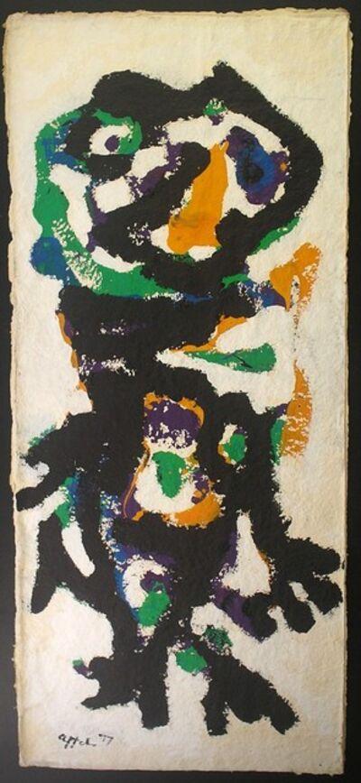 Karel Appel, 'Untitled (Personnage)', 1977