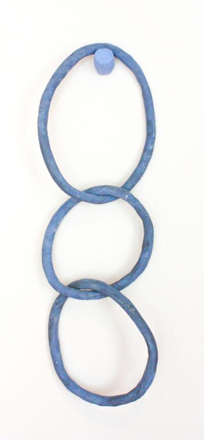 Liv Antonecchia, 'Blue Rings', 2019
