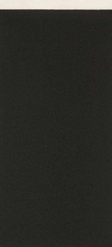 Richard Serra, 'Ballast I', 2011