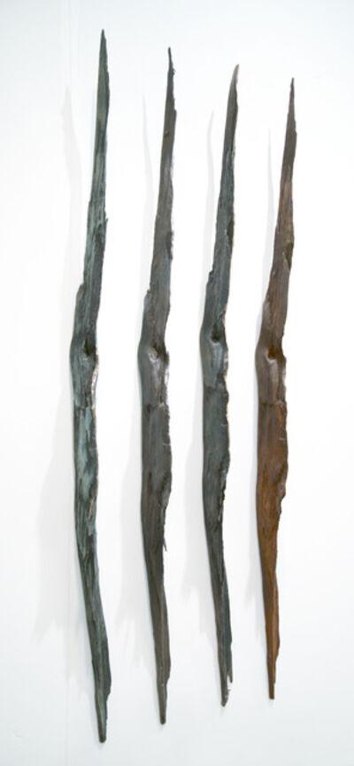 John Ruppert, 'Four Strikes', 2009-2011