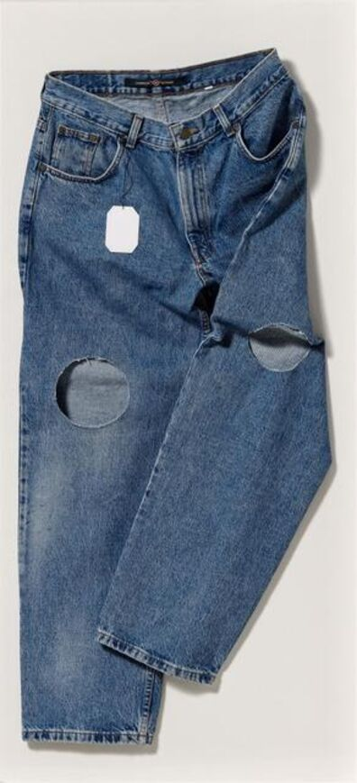 Joseph Beuys, 'The Orwell Leg - Trousers for the 21st Century', 1984