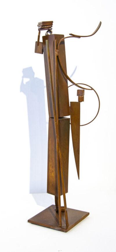 Fletcher Benton, 'Untitled (Maquette)', 2005