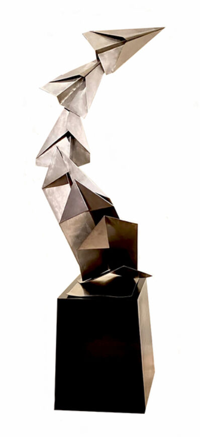 "Kevin Box, '""Unfolding the Magic"" Kevin Box Folding Planes Sculpture Circa 2015', 2012-2015"