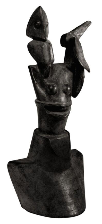 Max Ernst, 'Imbécile', 1961