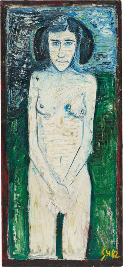 Billy Childish, 'Sheila', 1982