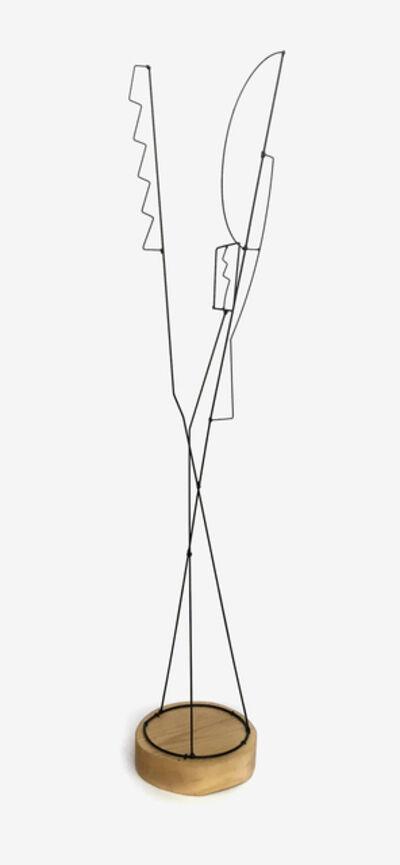 Fitzhugh Karol, 'Wire Landscape II', 2017