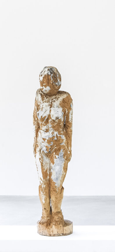 Christian Lindow, 'Untitled (Figure)', not dated