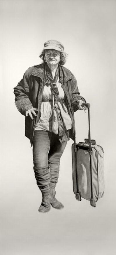 """Joel Daniel Phillips, '""""Mommalisa""""', 2014"""