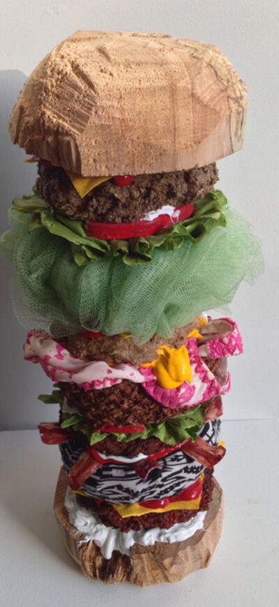 Brent Owens, 'Lady Burger', 2014