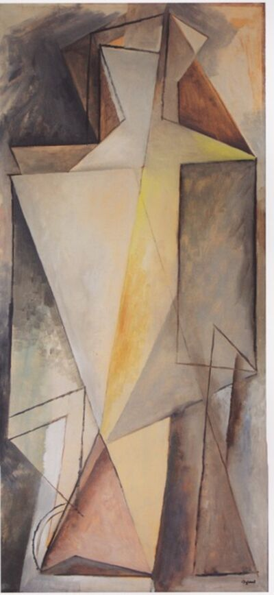 Youla CHAPOVAL, 'L'Oiseau', 1948