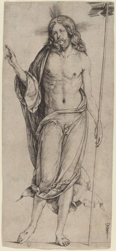Jacopo de' Barbari, 'The Risen Christ', ca. 1503/1504