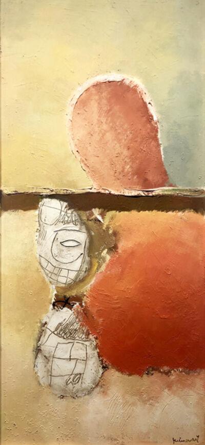 Josep Guinovart, 'Fracció i paisatge', ca. 1995