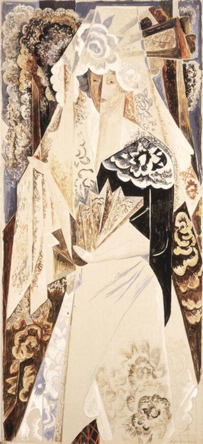 Natalia Goncharova, 'Spanish Dancer', ca. 1916