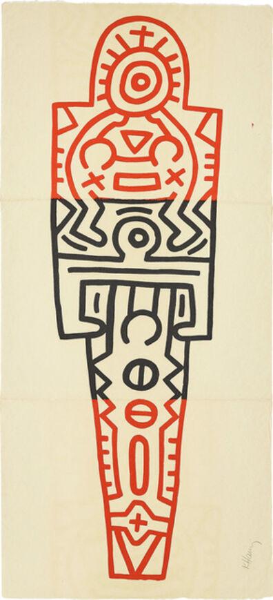 Keith Haring, 'Totem', 1989