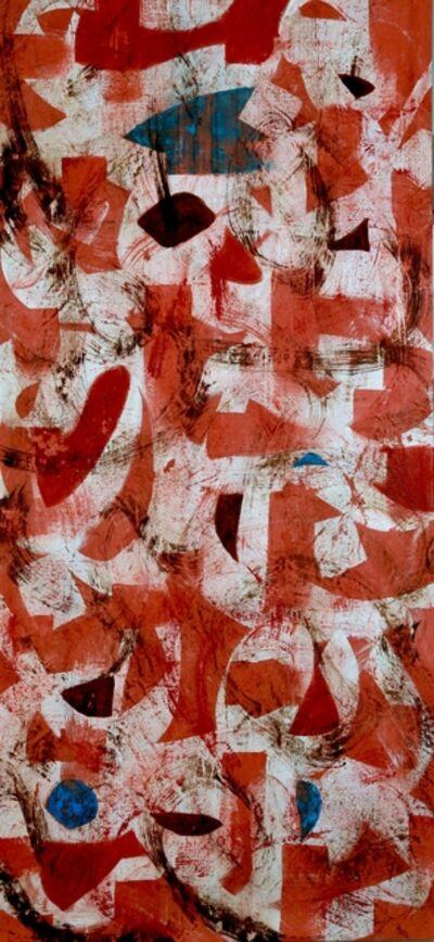 Sabah Arbilli, 'Red Space', 2015