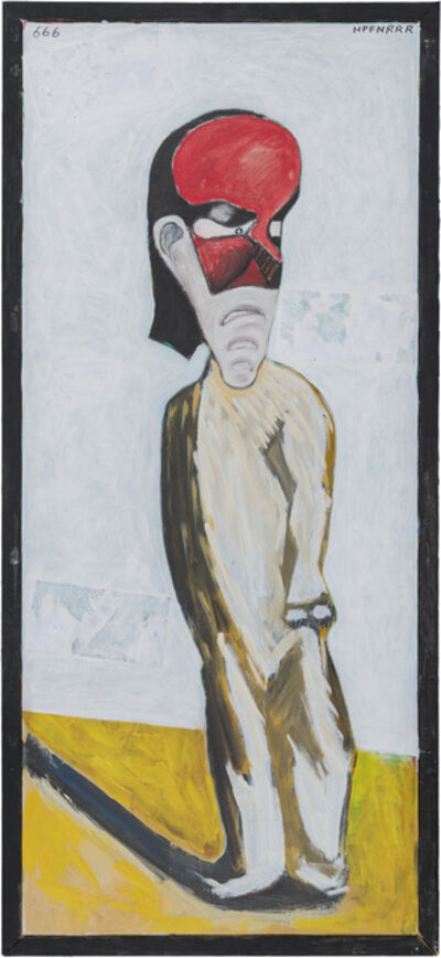 Kurt Hüpfner, '666', ca. 1971
