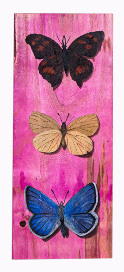 Julia Debasse, 'Flown Away', 2021
