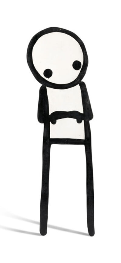 Stik, 'Up on the Roof', 2009