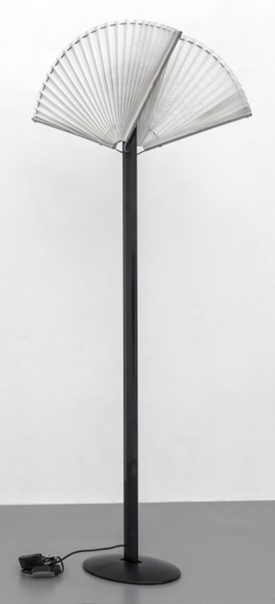 Afra and Tobia Scarpa, 'A ground lamp 'butterfly' for FLOS', 1985