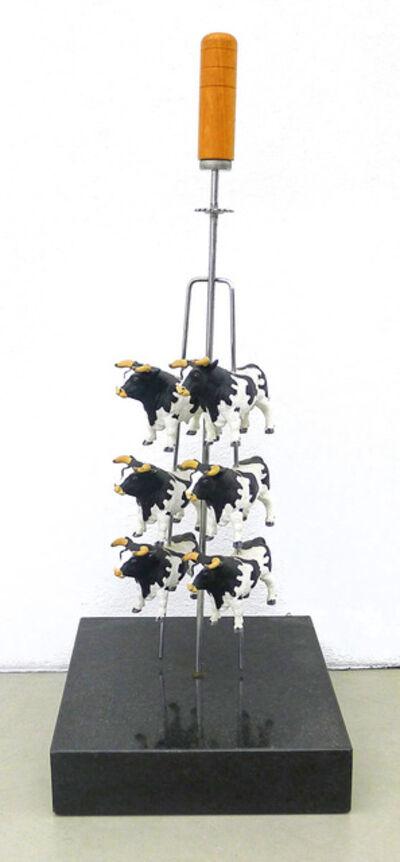 Nelson Leirner, 'Churrasquinho de Mãe', 2000