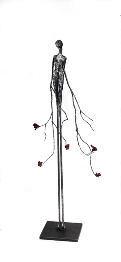 Marie-Josée Roy, 'La Vie en Rose', 2016