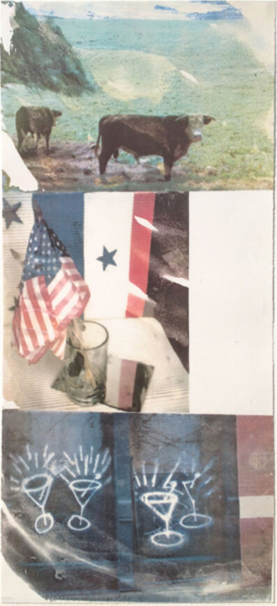 Robert Rauschenberg, 'Witness (Speculations)', 1996