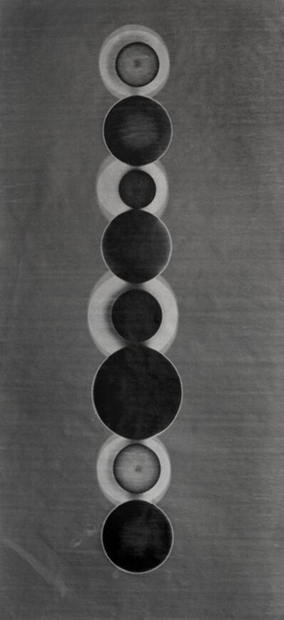 Floris Neusüss, 'Tellerbild 156', 1968