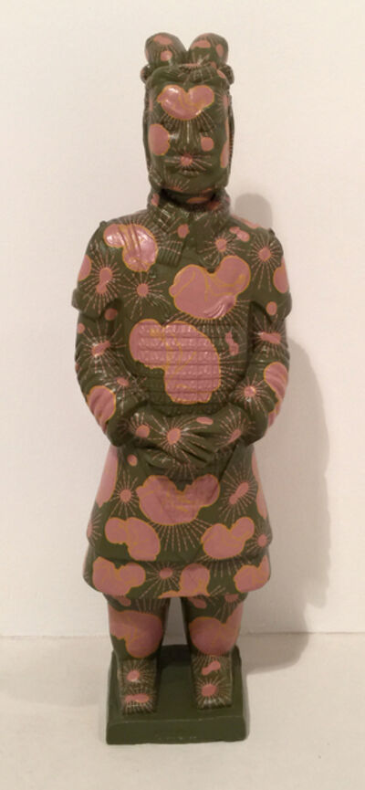 Fenghua Liu, 'Terracotta Warrior', 2007