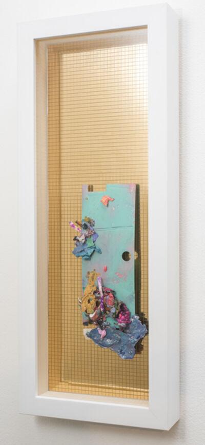 Carla Escoffery, 'Solid gold fragility in living color', 2018