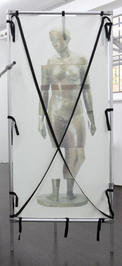 Yorgos Sapountzis, 'Nacktes Erbe: Stehende, 1955', 2017