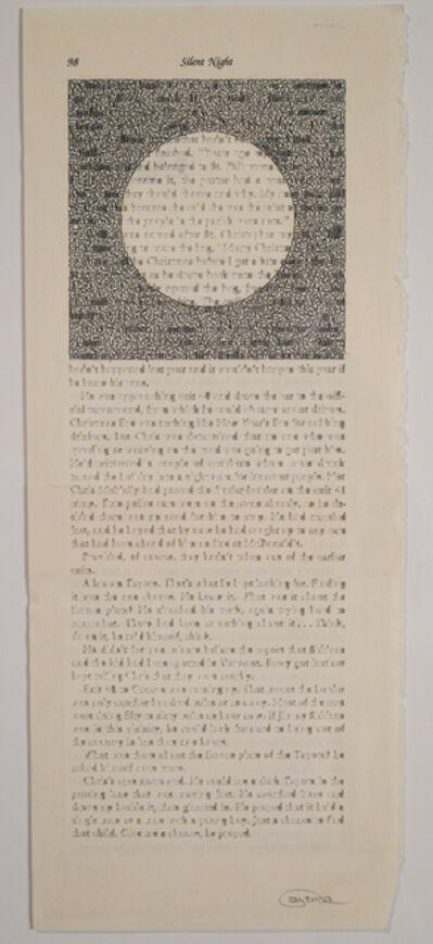 Youdhishtir Maharjan, 'Silent Night', N/d