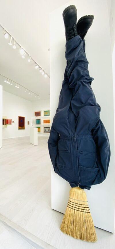 Mark Jenkins, 'Sweeper', 2010