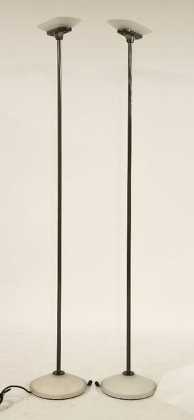 Perry A. King, 'Two 'Jill' floor lamps'