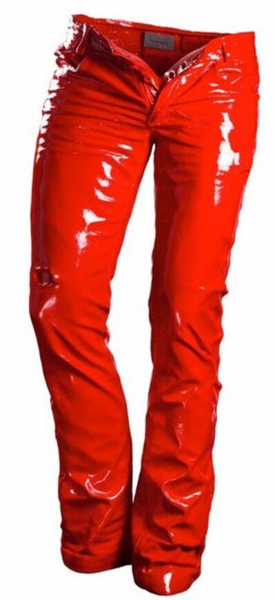 Richard Orlinski, 'Red jeans', 2018