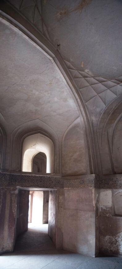 John Ruppert, 'White Chamber - Agra Fort, India', 2015
