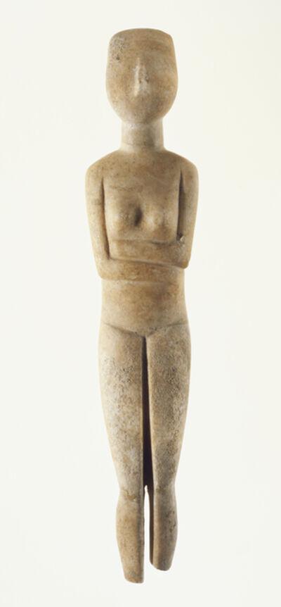 'Female Figure of the Kapsala type', 2700 -2600 B.C.